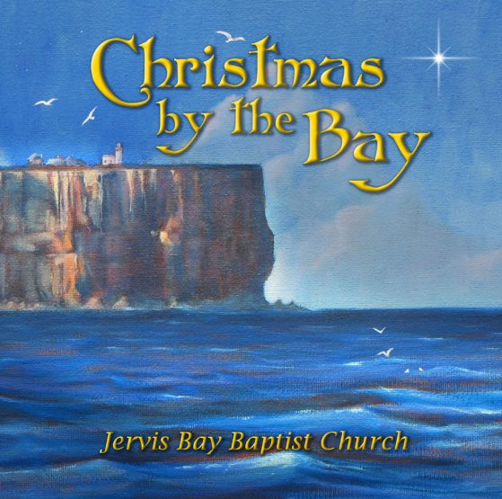 Christmas by the Bay CD Album Cover